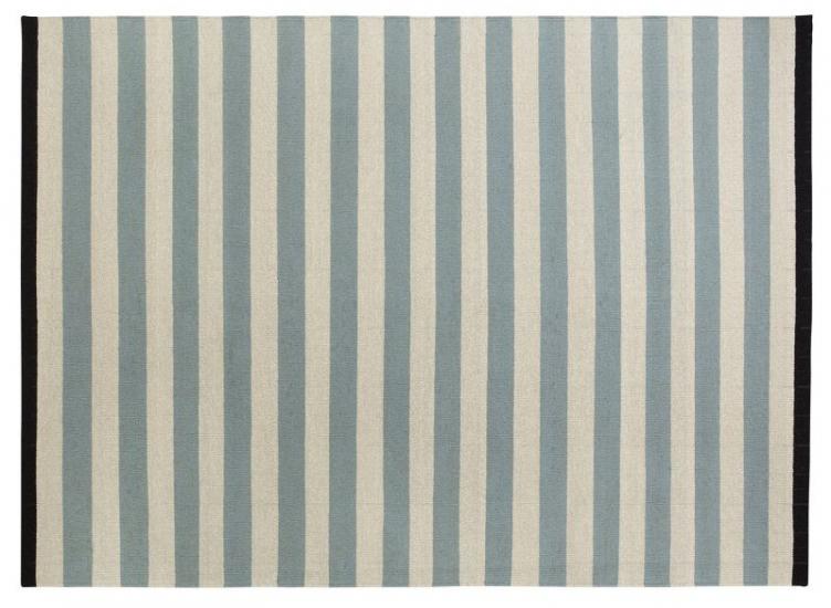 Fabula Living - Nigella Blå Kelim - 170x240 - Håndvævet Kelim 170x240 cm