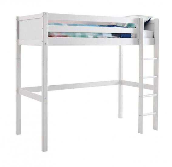 FLEXA Nordic Color Højseng 90x200 - Hvid