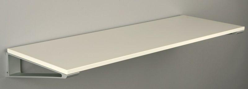 KNAX Skohylde - 40 cm - Hvid