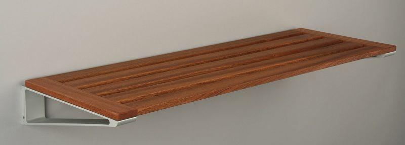 KNAX Skohylde - 80 cm - Mahogni
