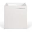 Temahome - Berlin Reol kasse - Mat hvid - Hvid boks til Berlin reol