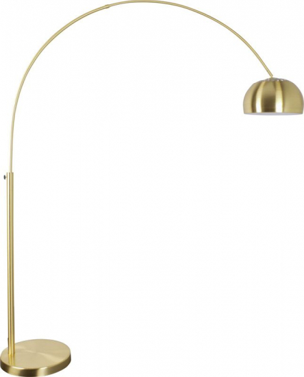 Zuiver Metal Bow Gulvlampe - Metal