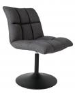 Dutchbone - Mini Spisebordsstol - Mørk Grå