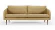Kragelund Hugo 3-pers. sofa Gul