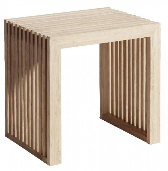 Rib Skammel, Bambus