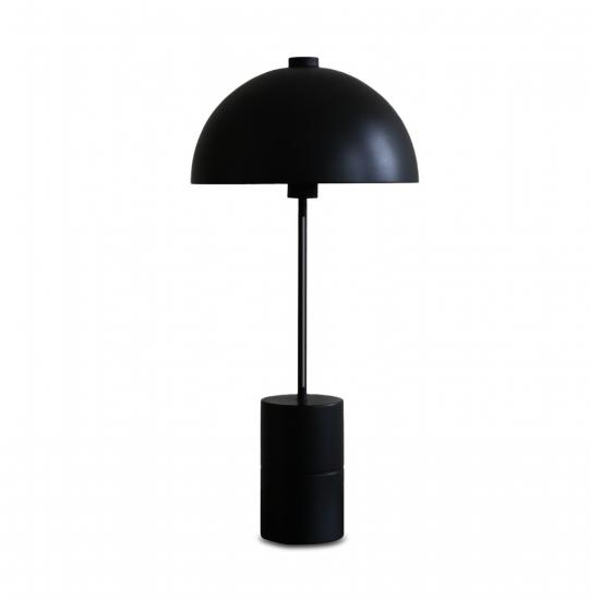 HANDVÄRK Studio Bordlampe Ø25 - Sort