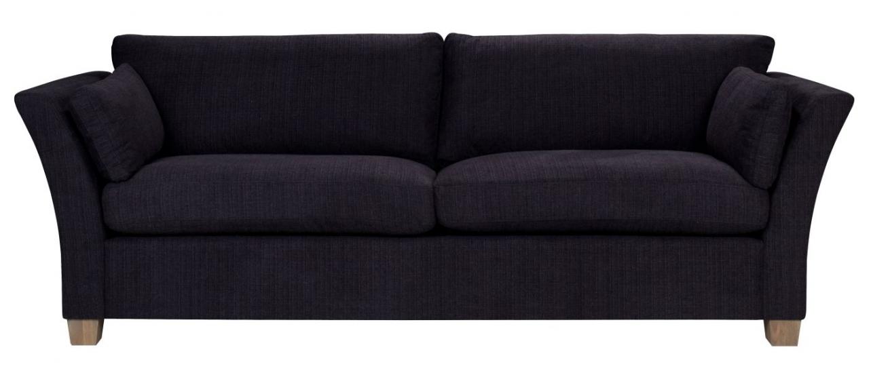 Milton 3-pers. Sofa - mørk grå