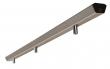 Nordlux DFTP Monte loftslampe - Børstet stål - loftslampe i børstet stål
