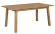 Oakley Spisebord - Olieret vildeg finér - Spisebord i vildeg finér