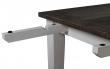 Nottingham Spisebord - Hvid - 100x200
