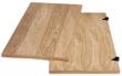 Woodman - Jugend Spisebord Tillægsplade - Lys træ - Tillægsplade til Jugend bord