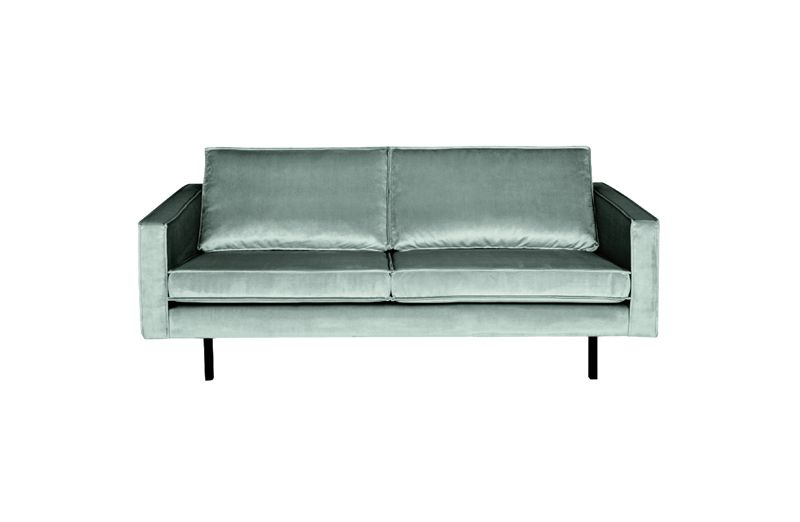Rodeo 2,5 pers. sofa velour - Mint