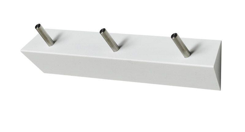 Hoigaard - Milano KR3 Knagerække - hvid