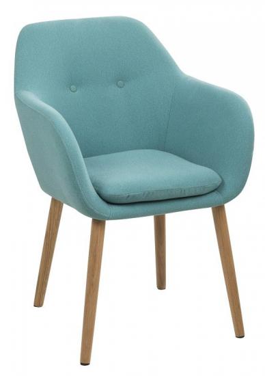 Mynte Spisebordsstol - Blå