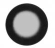 Shadow Spejl - Sort kant, Ø60 - BROSTE COPENHAGEN