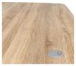 Prima Hjørneskrivebord - Lys træ