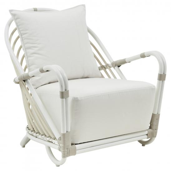 Sika-Design Charlottenborg Loungestol - Dove White