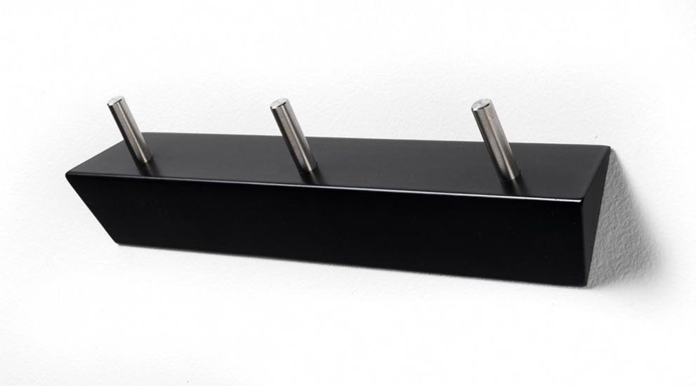 Hoigaard - Milano KR3 Knagerække - sort