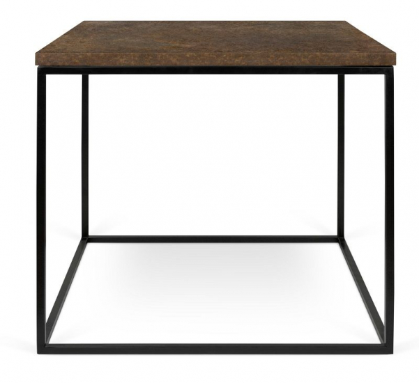 Temahome Gleam Sidebord - Brun - 50 cm