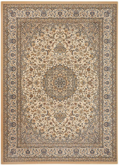 Teheran Oriental Wiltontæppe - Beige - 200x290 - 200x290 cm