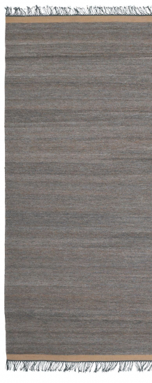 Linie Design Sigyn Uld/Viscose løber, natural, 80/250