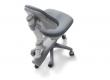 FLEXA Study - NOVO skrivebordsstol - grå