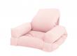 Mini Hippo Børnestol, Pink Peonie