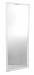 Confetti Spejl - Hvid - 150x60 - Spejl m. ramme i hvid