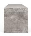 Temahome Detroit TV-bord - Grå beton-look
