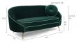 Don´t love me Love Sofa - Mørk Grøn