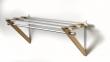 Hoigaard - HH-7 Milano Hattehylde - bøg - 98 cm