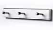 Hoigaard - Milano KR33 Knagerække - hvid