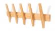 Hoigaard - Tangent 5 Knagerække - Bøg - 5 knager i bøg