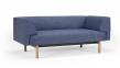 Kragelund Ebeltoft 2-pers. sofa Blå