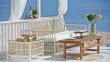 Sika-Design Caroline Sidebord - Dove white