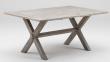 Sika-Design Colonial Spisebord - Teak 160x100