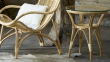 Sika-Design Monet Kurvestol - Natur