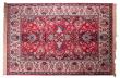 Dutchbone - Bid Tæppe 200 x 300 cm - Rød
