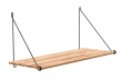 We Do Wood - Loop Shelf - Bambus