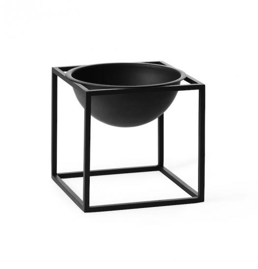 by Lassen - Kubus Bowl 14x14 - Sort