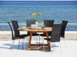 Sika-Design George Teak Havebord - Ø160
