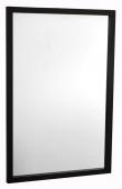 Belina Spejl - Sort - Sort spejl - 90x60 cm