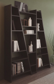Temahome Delta Reol - Sort 170x195