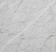 HANDVÄRK - Konsolbord 184x46 - Hvid Marmor, sort
