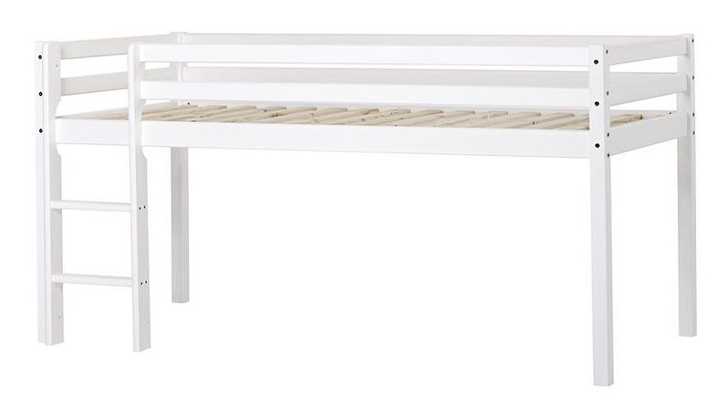 HoppeKids BASIC Halvhøjseng Junior - 70x160 cm