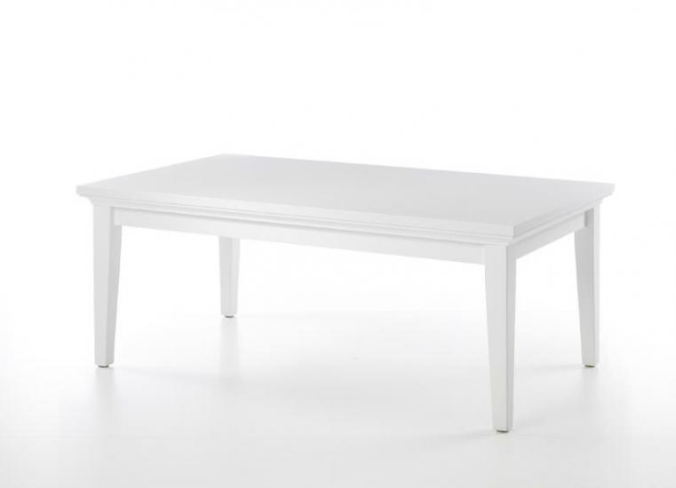 Paris Sofabord - Hvid