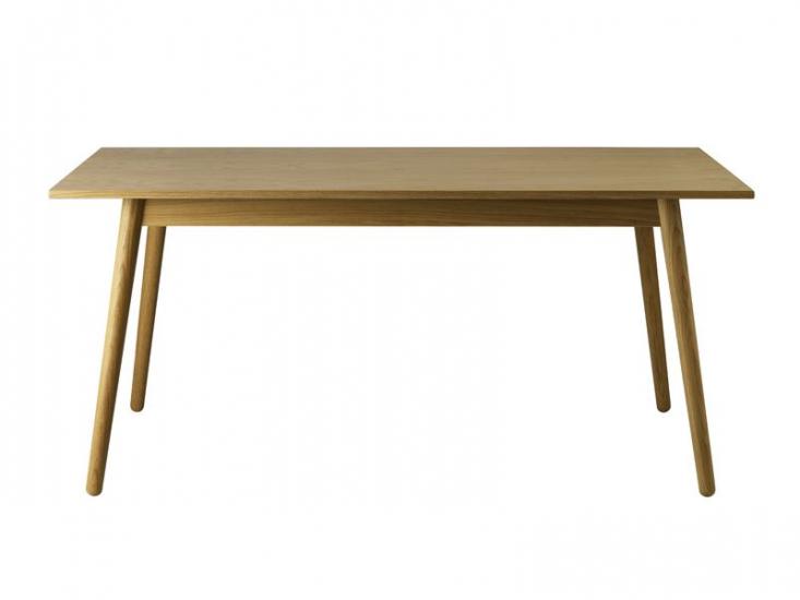 FDB Møbler - C35B Spisebord 160x82 - Eg