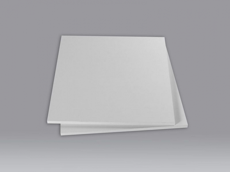 Hylder 2 stk - Hvid