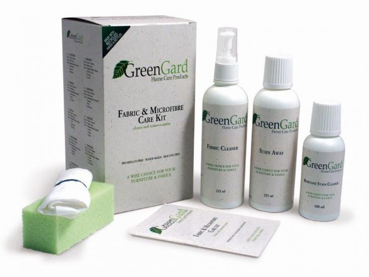 GreenGard Plejesæt til kunstlæder - Medium - Plejesæt til kunstlæder medium