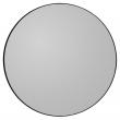 AYTM, CIRCUM Spejl, røgfarvet glas, Ø90